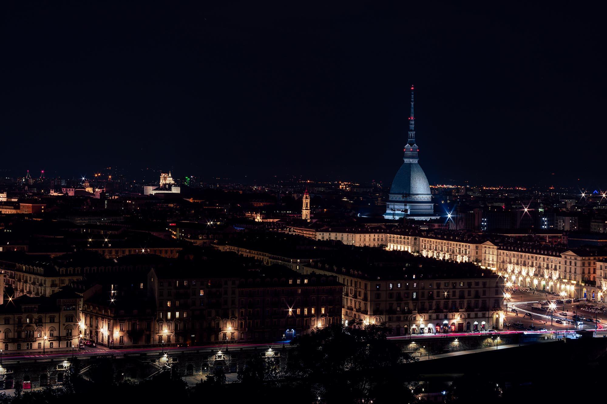Torino vista panoramica